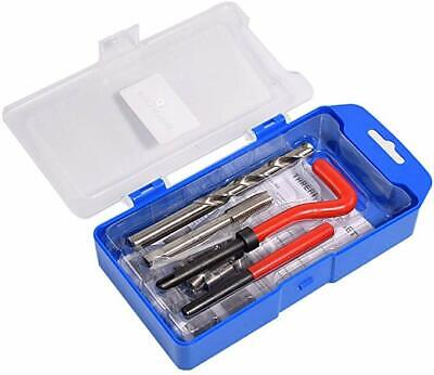 Thread Helical Coil Repair Tool Kit M5 M6 M8 M10 M12 Thread Repair Kit