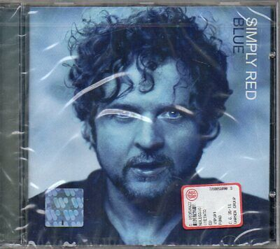 Simply Red - Blue - Cd (Nuovo Sigillato)