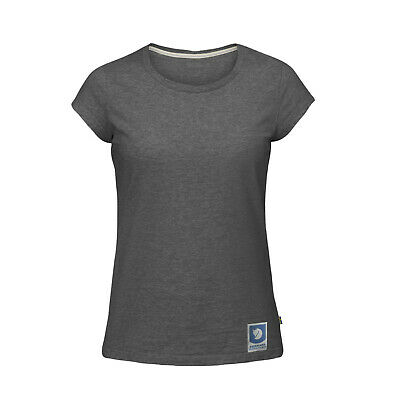 Fjällräven Greenland T-Shirt Women  89969 dark grey  Damen Shirt T-Shirt
