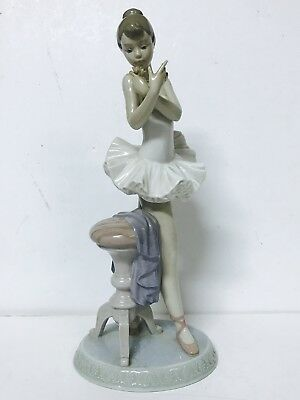 LLADRO 01007641 su primer ballet perfect performance 7641