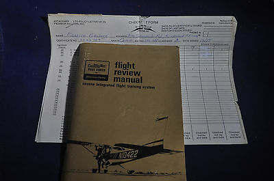 1974 CESSNA PILOT Center Integrated Flight Training System