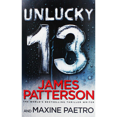 Unlucky 13 by James Patterson and Maxine Paetro (Paperback), Fiction Books, New