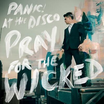 Panic at the Disco CD Album (2018) Pray for the Weekend (NEW RELEASE)
