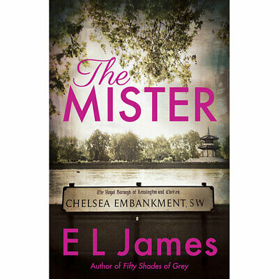 The Mister by E. L. James (Paperback / softback), New Arrivals, Brand New