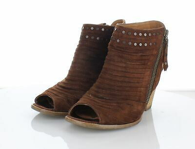 cc77e2fc50 2870 Paul Green Sydney Cigar Nubuck Leather Sandal Women s Sz 4 UK 6.5 US