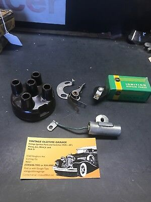 1927,1928,Chevrolet Ignition Distributor Tune Up Kit Sw Read