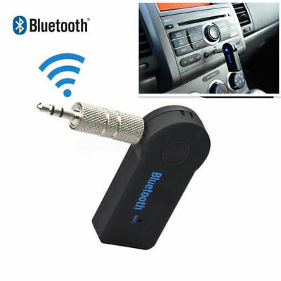 3.5mm Wireless USB Mini Bluetooth Aux Stereo Audio Music Car Adapter Receiver US