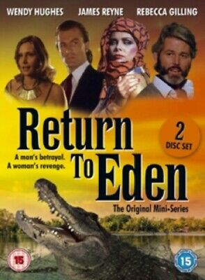 Return to Eden (Rebecca Gilling James Reyne Wendy Hughes James Smillie) DVD