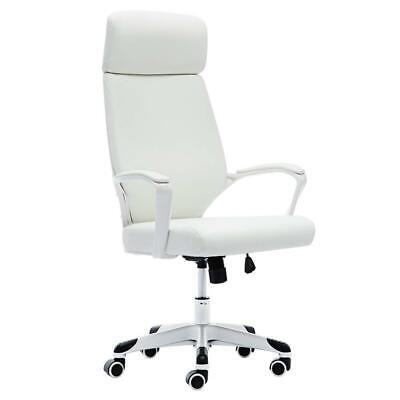 JL Comfurni ❤ Office Chair Computer Desk Chairs Swivel Leather Exclusive