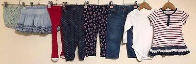 Baby Girls Bundle 12-18 Months Disney Next Mothercare <D5462