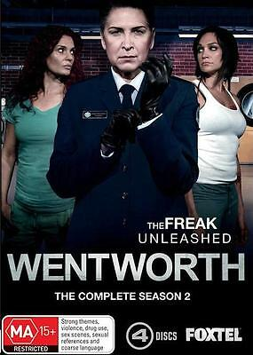 Wentworth SEASON 2 : NEW DVD