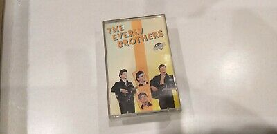(C11) K7 Cassette Audio - THE EVERLY BROTHERS