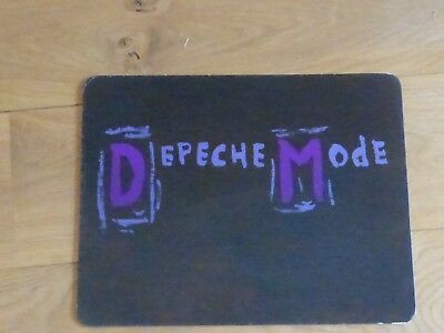 Depeche Mode - VIOLATOR LOGO !!!!!!!!!RARE FRENCH PLV / CARDBOARD DISPLAY !!!!
