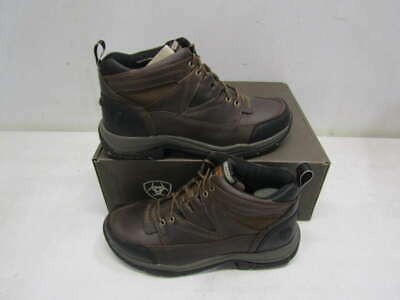 4cb23269c3f NWT ARIAT MEN'S Terrain Wide Square Steel Toe Boots 11 D (Med ...