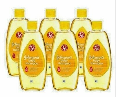 Johnsons Baby Shampoo 300ml x 6 Pack