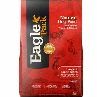 Eagle Pack Natural Large  Giant Breed Dry Puppy Food 30 lb