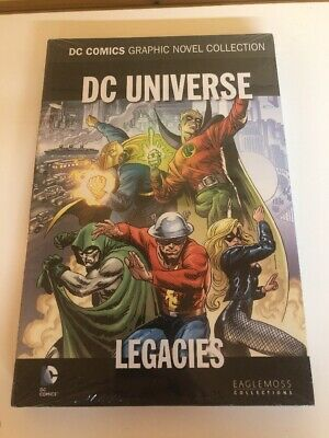DC UNIVERSE: LEGACIES - DC Comics Graphic Novel Collection (Eaglemoss) 2016