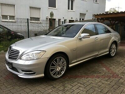 Mercedes Benz S 500 L 4Matic BlueEFFICIENCY 7G-TRONIC AMG Paket