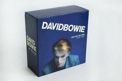 DAVID BOWIE Who Can I Be Now? 1974-1976 12CD Box Set New Sealed