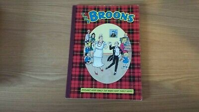 The Broons 1965 annual used cond