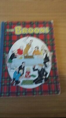 THE BROONS Annual 1957 fair cond