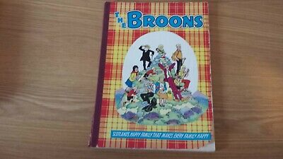 The Broons Annual 1964 - Good Condition ..