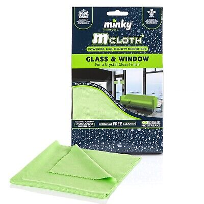 Glass & Window Minky M Cloth Cleaning Pad Mrs Hinch Inspired Window Cleaner