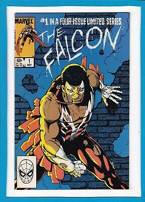 The Falcon #1_November 1983_Near Mint Minus_Marvel Comics 4 Part Limited Series!