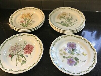 10 Available Noritake Casual Gourmet Garden Salad Lunch Plates  -Price Per Plate