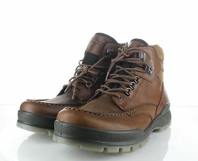 newest collection classic shoes popular brand 4725 NEW ECCO Track II High Waterproof Brown Leather Boots ...