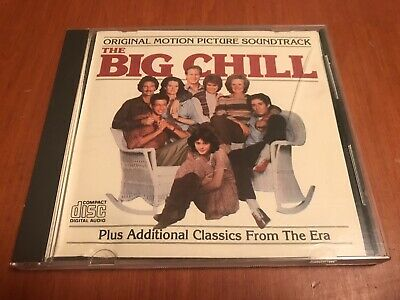 The Big Chill OST Soundtrack soul r&b CD Album Motown 80's press
