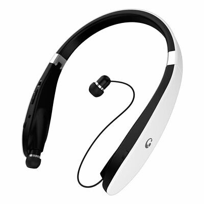 bbff17ac3a7 EGRD [Newest Design] Wireless Bluetooth 4.1 Headset, Retractable and  Foldable