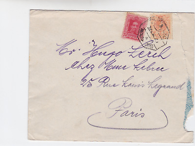 Spain 1920s  stamps cover  R20278