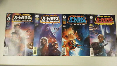 Star Wars X-Wing Rogue Squadron The Phantom Affair USA engl. Dark Horse Comics