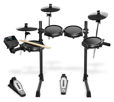 Alesis Turbo Mesh E-Drum Kit Schlagzeug Snare Mesh Pad Tom Ride HiHat Drum Modul