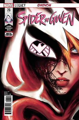 Spider-Gwen #26 Near Mint First Print Bagged And Boarded