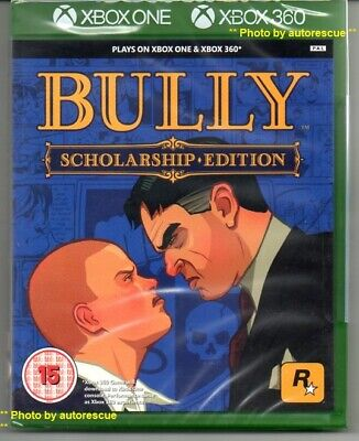 Bully Scholarship Edition  *XBOX ONE and 360 compatible*