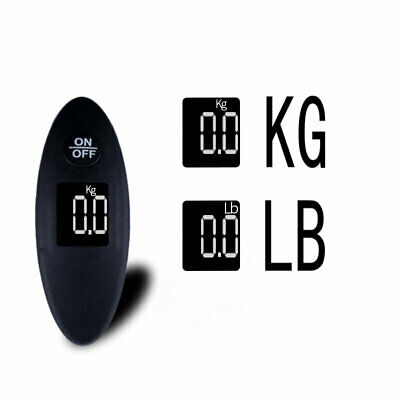 Digital Travel Scale Suitcase Hanging Scale 90lb/40kg Portable Electronic Scale