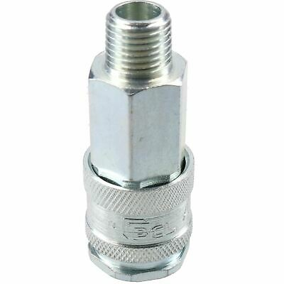 "PCL XF Series Female Coupler 1/4"" BSP Male Thread Air Hose Fitting AC71CM"