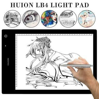 Huion LB4 LED Tracing Table Light Box Painting Drawing Board Light Pad 17.7''