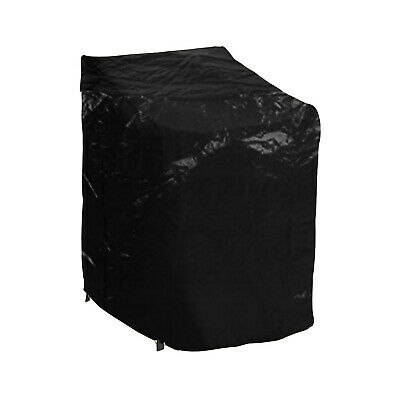 Patio Stacking Rattan Chair Cover Furniture Waterproof Garden Outdoor Dining