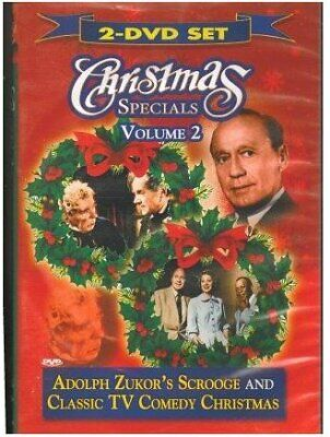 Christmas Specials, Adolph Zukor's Scrooge & Classic Tv Comedy Christmas