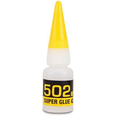 Deli 502 Cyanoacrylate Instant Dry Adhesive Strong Adhesion Repair Super Glue