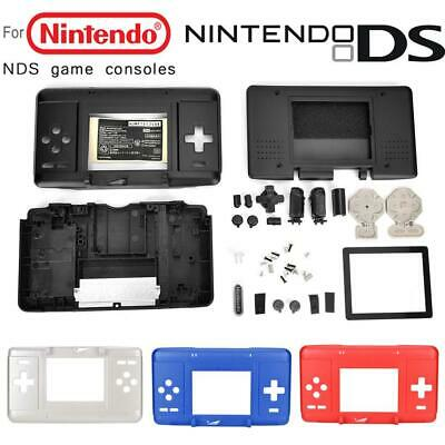 Case Cover Full Housing Shell Repair Part Set For Nintendo NDS / 3DS XL Console