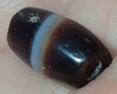 10mm Ancient Roman Agate Bead, 1800+ Years Old, #S397