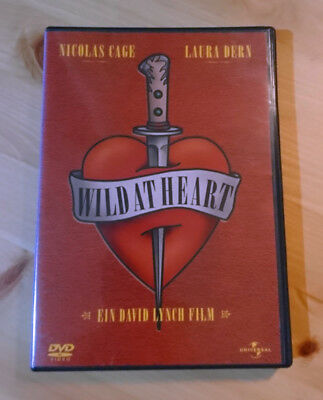 / David Lynchs Wild at Heart / DVD / Nicolas Cage & Laura Dern aus Star Wars 8 /