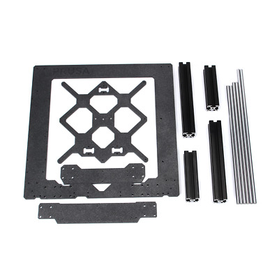 Prusa I3 MK3 MK3S Clone Aluminium Frame Kit Set 3030 Extrusions Smooth Rods UK