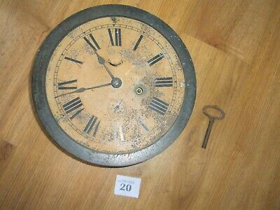 Antique Wall Clock For Restoration