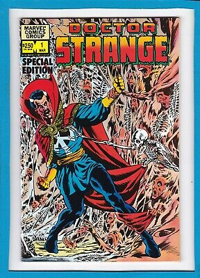 Doctor Strange Special Edition #1_March 1983_Near Mint Minus_Bronze Age Marvel!