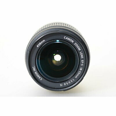 Canon Zoom Lens EF-S 18-55mm 1:3.5-5.6 IS - EFS 3,5-5,6/18-55 IS